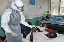 WHO: RD  Kongo laporkan 30 kasus Ebola