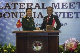 Pertemuan Bilateral Indonesia dan Vietnam