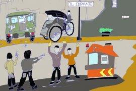 Polisi ringkus perampok minimarket