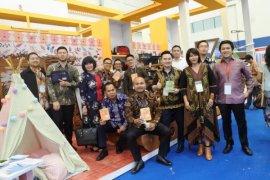 Hipmi Jaya Tampilkan Produk Di TEI 2017