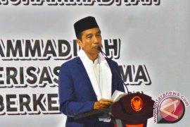 Jokowi bayar zakat Rp50 juta melalui Baznas