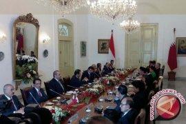 Indonesia-Qatar Membahas Peningkatan Kerja Sama Ekonomi