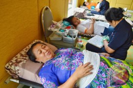 Sekda Bali Ingatkan ASN Ikut Donor Darah