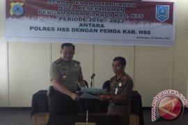 Rp3 Miliar Untuk Pengamanan Pilkada HSS