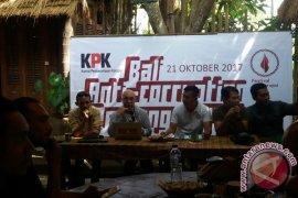 KPK Menggandeng Komunitas Bersepeda Sampaikan Pesan Antikorupsi