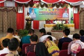 Rakorda LPSE Wujudkan Aksi Pencegahan Korupsi