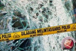 Kecelakaan bus Sriwijaya di Bengkulu Selatan tewaskan satu orang