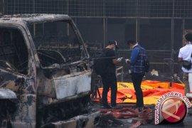 Polda Metro Jaya Buka Posko Korban Kebakaran Gudang Petasan
