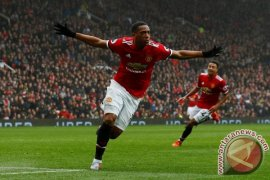 Manchester United siap melepas Anthony Martial