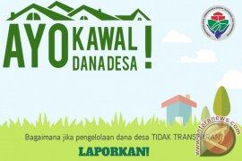 Pemerintah Kucurkan Rp1, 2 Triliun Dana Desa ke Sulut