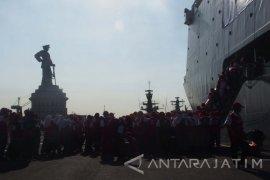 400 Pemuda Mengikuti Pelayaran Jelajah Kepahlawanan