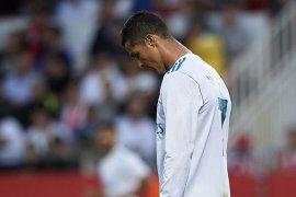Bermain imbang, Real tertinggal 16 poin dari Barca