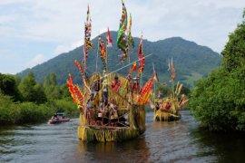 Wisata Danau Sentarum di Kapuas Hulu Kalbar tutup karena Corona