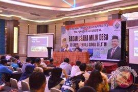 DPRD Kalsel Pelajari BUMD Jabar