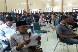 Tes Wawancara bagi Pendaftar PPK di Sumenep 2-4 November