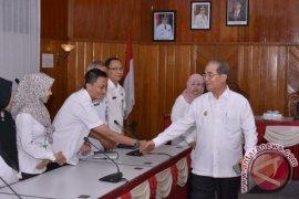 Pendamping Sosial HSS Studi Banding Ke Bandung