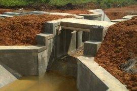 Distan Mukomuko bangun 12 pintu air bagi petani