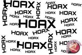 """Polisi tangkap penyebar """"hoax"""""""