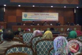 DPRD  Penajam umumkan kepala daerah terpilih