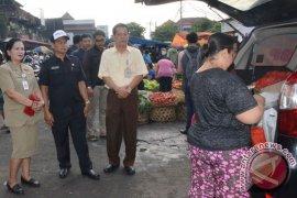 Pemprov Bali Gelar Operasi Pasar Menjelang Natal