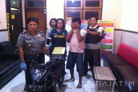 Polisi Surabaya Amankan Pencuri dari Amuk Massa