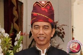 Presiden Jokowi pimpin upacara penganugerahan gelar pahlawan nasional