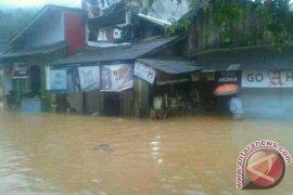 Banjir Dan Longsor Landa Caringin Sukabumi