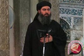 AS kuburkan jenazah pemimpin ISIS Baghdadi di laut dengan upacara Islam