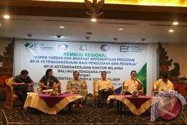 """BPJS Mendorong Perusahaan Salurkan """"CSR"""" Pekerja Informal"""