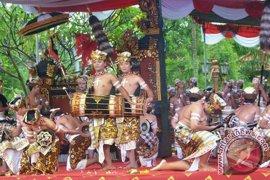 Badung Lombakan Kesenian Bleganjur Peringati HUT Mangupura