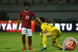 Indonesia Takluk 0-1 dari Tim Nasional U-23 Suriah