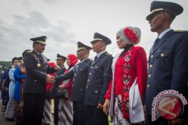 KSAU Lantik 187 Perwira Setukpa TNI AU