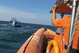 SAR Sintete Bantu Cari Nelayan Pemangkat Yang Tenggelam