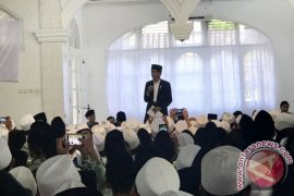 Pesan Persatuan Dari Presiden Jokowi Di Lombok NTB (Video)