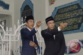 Presiden Jokowi Didoakan Terpilih Lagi