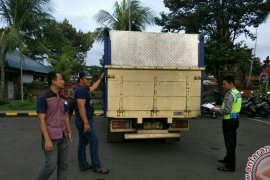 Polisi Sita Daging Ayam Empat Ton