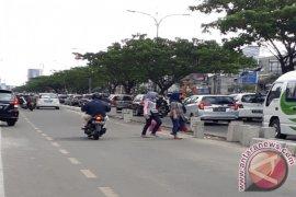 Dishub Depok Pasang Rambu Tambahan Di Margonda