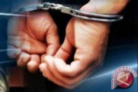Polisi amankan seorang pelaku penusukan pengunjung warung kopi hingga tewas