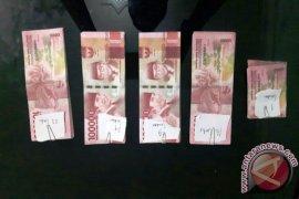 Dua Warga Balangan Pemilik Uang Palsu Ditangkap