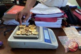 Polres Sarolangun Tangkap Penadah Emas Penambangan Liar