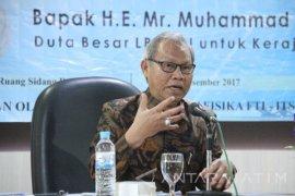 Dubes Ibnu Said: Indonesia Sangat Mumpuni dalam Inovasi Energi Terbarukan