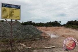 """Kemajuan Proyek """"Coastal Road"""" Penajam Baru 45 Persen"""