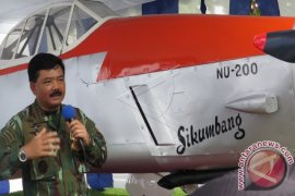 Calon Panglima TNI Yang Baru, Marsekal TNI Hadi Tjahjanto