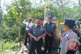 Pangdam IX Udayana: TNI Siap Evakuasi Ternak Pengungsi (Video)