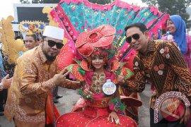 Karnaval Batik Besurek Ditargetkan Masuk Kalender Nasional