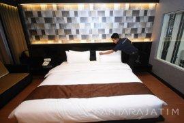 Terdampak wabah corona, okupansi hotel Jatim anjlok jadi 35 persen