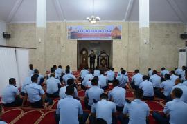 Prajurit Lanud Supadio Peringati Maulid Nabi