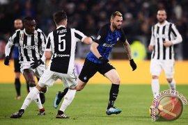 Jadwal Liga Italia, Inter hadapi ujian nyata saat jamu Juventus