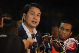 Aziz Syamsuddin irit bicara usai diperiksa KPK
