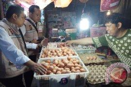 Satgas pangan Jambi sidak harga sembako